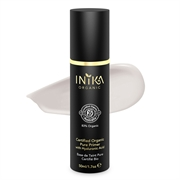 Inika Certified Organic Pure Primer with Hyaluronic Acid - with Hyaluronic Acid Matte Perfection Primer - 30ml