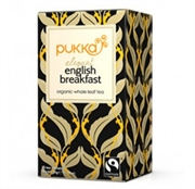Pukka - Økologisk Te - Elegant English Breakfast