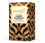 Pukka - Pukka Økologisk Te - Lively English Breakfast