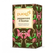 Pukka - Pukka Økologisk Te - Peppermint Licorice