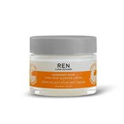 REN - OVERNIGHT GLOW DARK SPOT SLEEPING CREAM 50ml